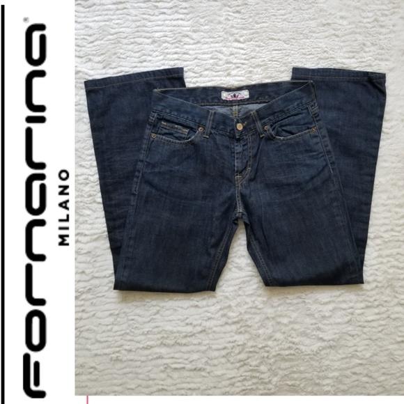 competitive price 87bd8 24ee9 Fornarina Italian Flirt Bit Women's Denim Jeans